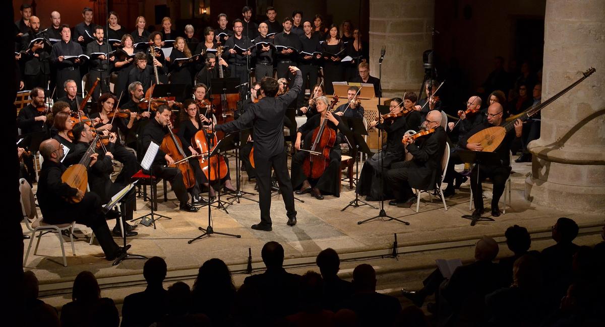 Coro e Orchestra Ghislieri Ambronay
