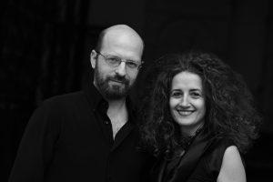Michele Pasotti e Alena Dantcheva
