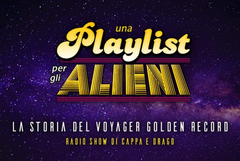 Una playlist per gli alieni